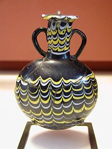 Vase de l'Egypte antique
